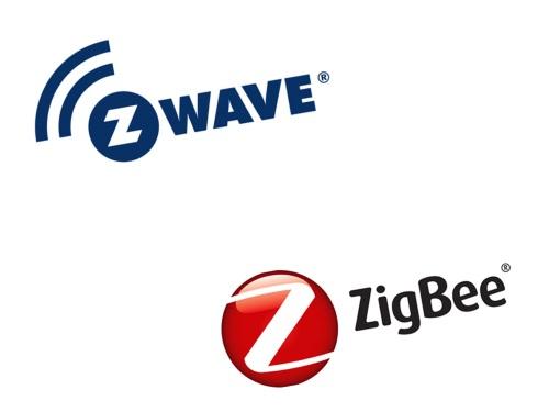 Z-Wave und ZigBee